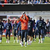 L'aventure Euro a commencé à Biarritz pour les Bleus