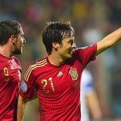 L'Espagne se rassure, l'Angleterre enchaîne