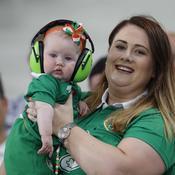 L'Irlande n'a pas une grande équipe mais ses supporters sont fabuleux