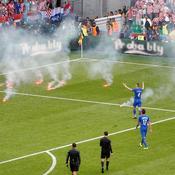 L'UEFA poursuit la Croatie et la Turquie après les incidents survenus dans les tribunes