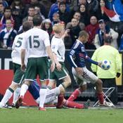 La main d'Henry en 2009: «Certains Français l'ont traité comme un malpropre»
