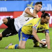 La Suède de Zlatan corrigée par l'Autriche