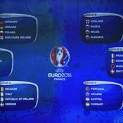 Le calendrier de l'Euro 2016