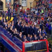 Le magnifique accueil des Islandais pour le retour de leurs joueurs au pays