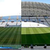 Le Stade Vélodrome avant/après
