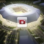 Les stades de l'Euro 2016