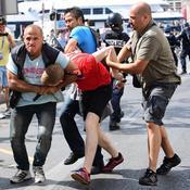 Les violents affrontements sur le Vieux-Port de Marseille en images
