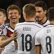 Müller et Miguel Veloso, héros de l'Allemagne et du Portugal