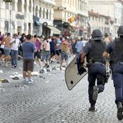 Nouveaux incidents à Marseille entre supporteurs et la police