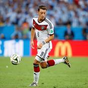 Mesut Özil Allemagne