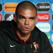 Pepe serait heureux «de quitter la France avec le trophée»