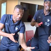 Pogba et Evra dévoilent leurs talents de danseurs