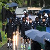 Pas d'entraînement pour Pogba, Matuidi, Koscielny et Mangala