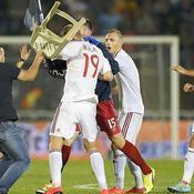 Serbie-Albanie