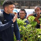 Soleil, sourires, VTT : les Bleus sont bien arrivés à Biarritz