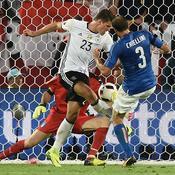 Tops/Flops d'Allemagne-Italie : Buffon a fait durer le suspense, Boateng aurait pu coûter cher aux siens