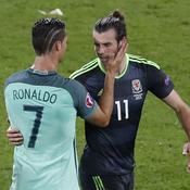 Tops/flops de Portugal-Pays de Galles : Ronaldo a délivré les siens, Bale était tout seul