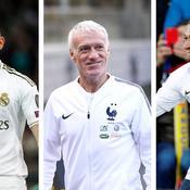 Benzema en Bleu, Mbappé aux JO ? Les réponses de Deschamps