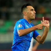 Cinq choses à savoir sur Zahavi, meilleur buteur des éliminatoires de l'Euro 2020