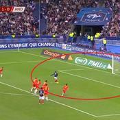 Les buts de France-Andorre et le penalty manqué de Griezmann en vidéo