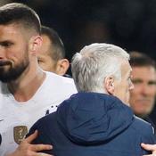 Deschamps : «Giroud a été injustement critiqué»