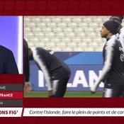 Équipe de France : à quoi s'attendre contre l'Islande ?