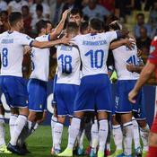 Euro 2020 : l'Italie s'impose en Arménie et enchaîne une 5e victoire