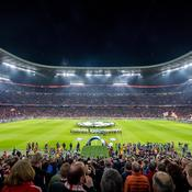 Allianz Arena (Munich/Allemagne), 70.000 places