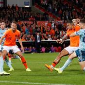 Eliminatoires Euro 2020 : Les Pays-Bas renversent l'Irlande du Nord, la Belgique déjà qualifiée