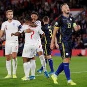 Pluie de buts à Southampton, entre l'Angleterre et le Kosovo