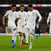 L'Angleterre a d'incroyables talents