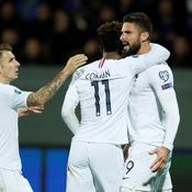 Le «boulot» fait en Islande, Giroud veut «remettre les pendules à l'heure» face aux Turcs