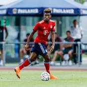 Kingsley Coman (22 ans, ailier, Bayern Munich)