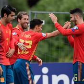 Qualifications Euro 2020 : l'Espagne s'impose facilement aux îles Féroé