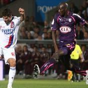 Bordeaux - Lyon Alou Diarra Yoann Gourcuff
