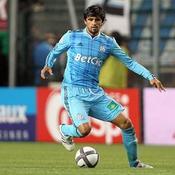 Lucho Gonzalez Marseille
