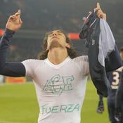 100e but de Cavani, Ben Arfa séduisant: le PSG recolle à Nice