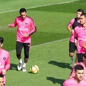 A la veille de PSG-Monaco, Neymar en forme à l'entraînement (vidéo)
