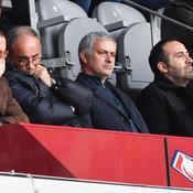 A Lille, un observateur nommé Mourinho…