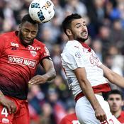 Accroché à Dijon, Bordeaux perd du terrain sur l'OM