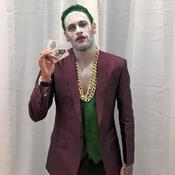 Après LeBron James en clown, Neymar se transforme en «Joker» pour Halloween