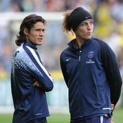 Attentats : David Luiz et Cavani préféreraient «ne pas rentrer à Paris»