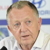 Jean-Michel Aulas, président de Lyon