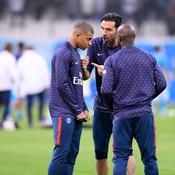 La séquence étonnante entre Buffon et Mbappé avant OM-PSG