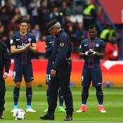 Avant PSG-Montpellier, un hommage au policier tué sur les Champs-Elysées