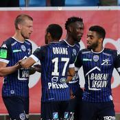 Barrage L1/L2 : Face à Lorient, Nivet offre la première manche à Troyes
