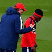 Blanc sur Aurier: «Au lieu de donner de l'importance à un joueur qui insulte son entraîneur…»