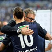 Blanc et le départ d'Ibrahimovic : «Un moment triste mais le projet continue»