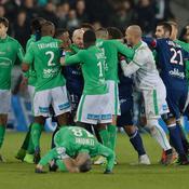 Blog BRP - Saint-Etienne-Lyon : Ghezzal et Tolisso, pourquoi la bêtise et le déshonneur ?