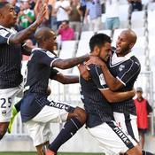 Bordeaux bat Saint-Etienne pour la première de Gourvennec